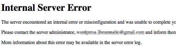 Internal-server-error-message